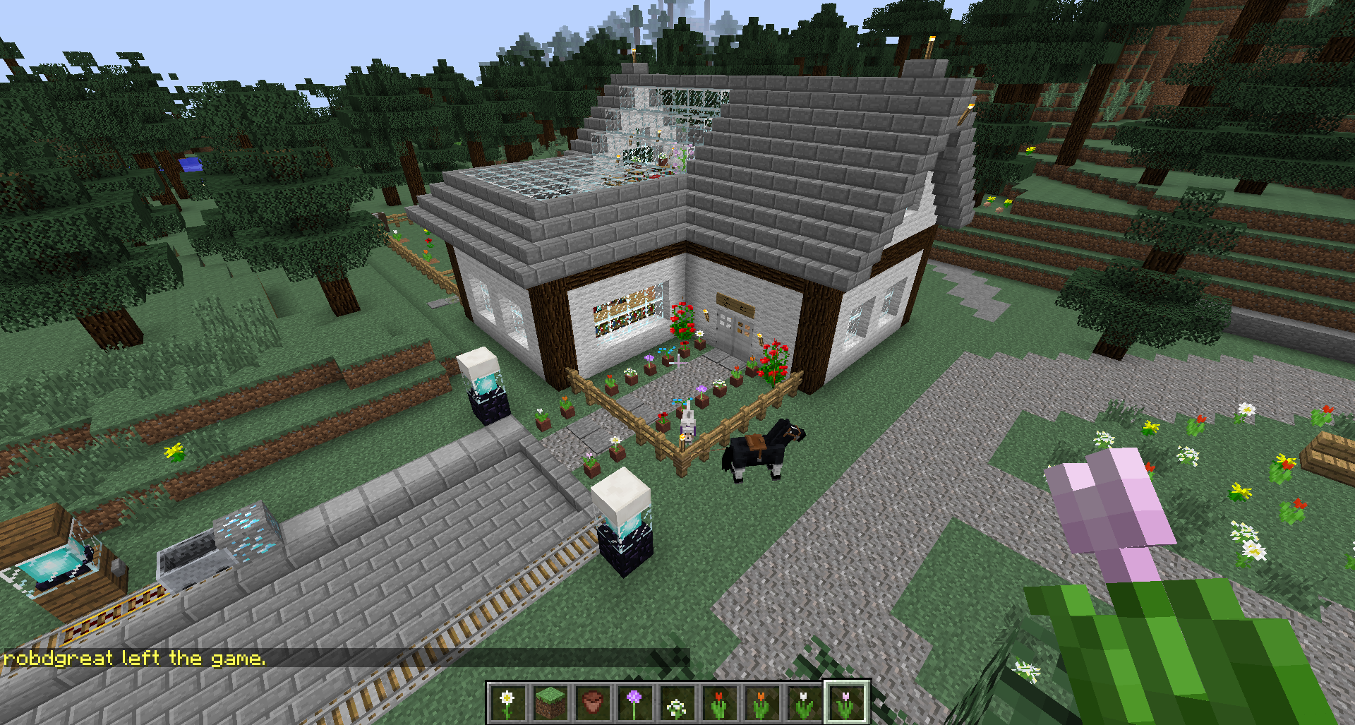 108.170.54.8238003 LizC864 Minecraft My home I added