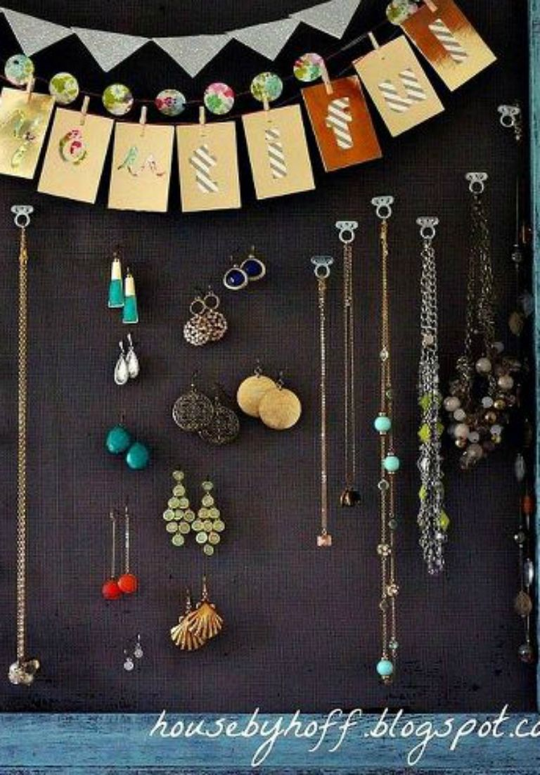 Window display ideas for jewelry   organizing hacks for even the tiniest of closets  alcove small