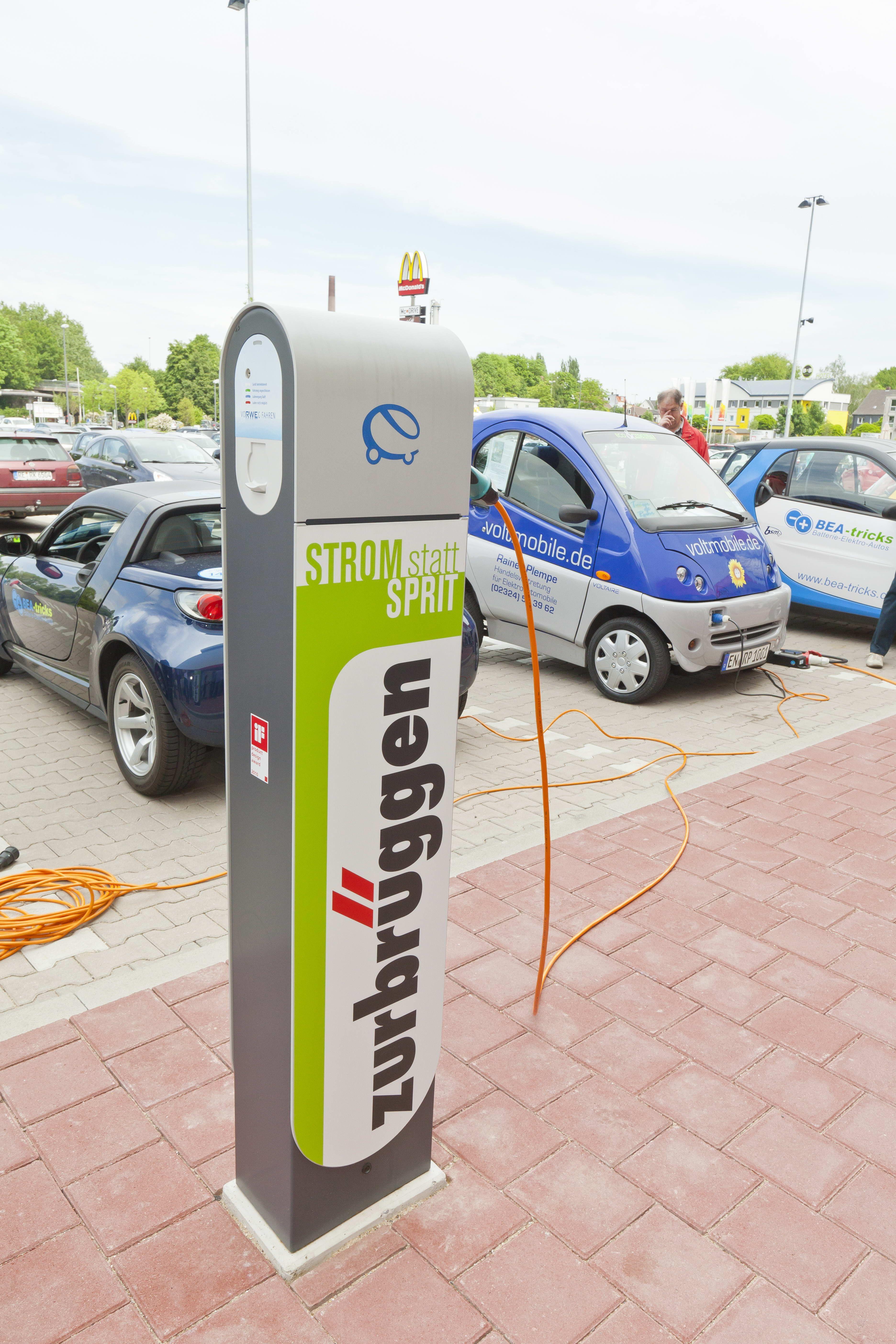 Herne Electromobility Pinterest