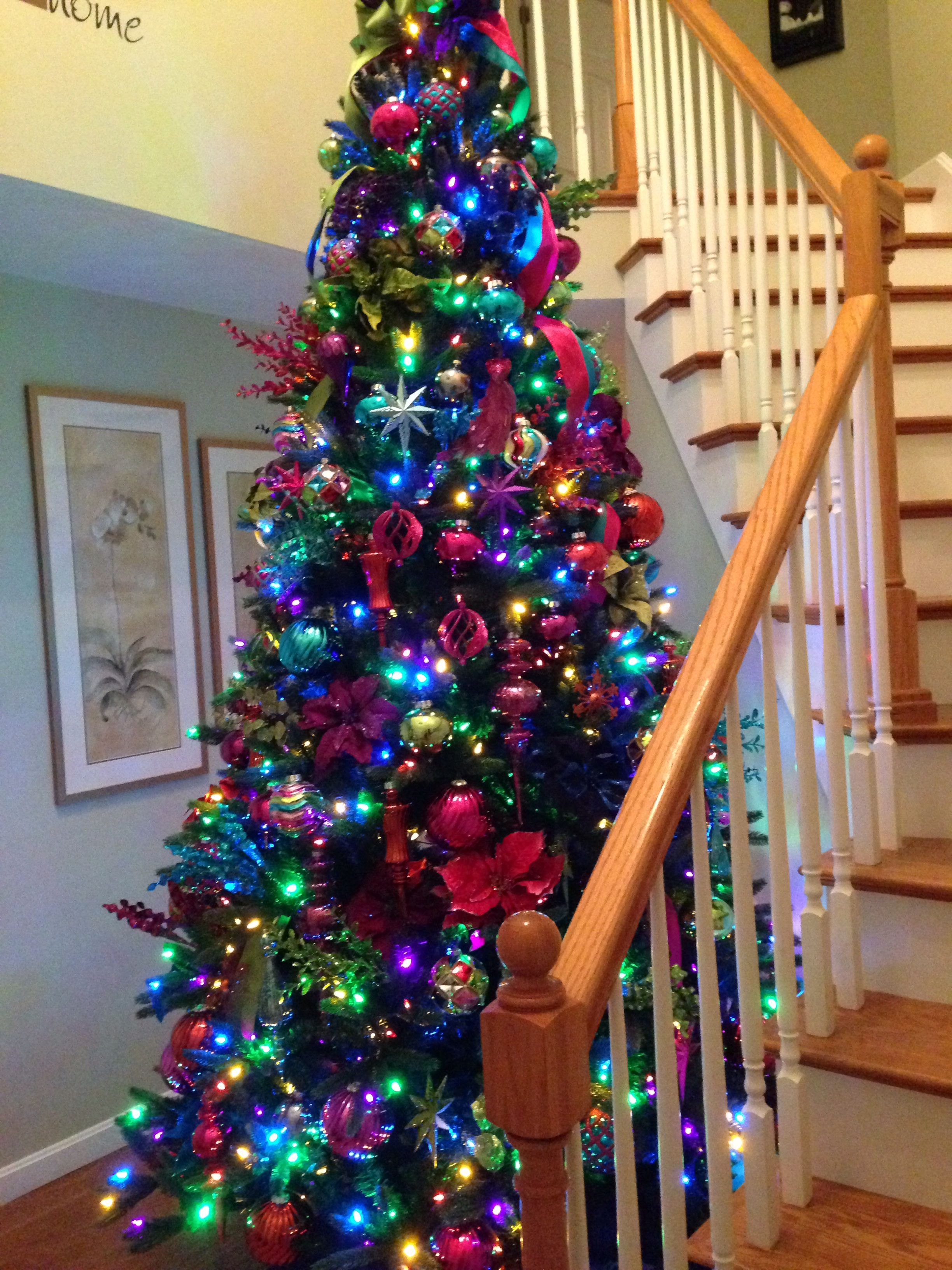 Xmas Decoration Ideas For Living Room: 40+ Best Christmas Tree Decor Ideas & Inspirations For