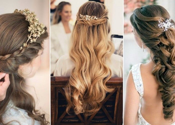 35 Wedding Updo Hairstyles For Long Hair From Ulyana Aster: 20 Elegant Wedding Hairstyles With Exquisite Headpieces In