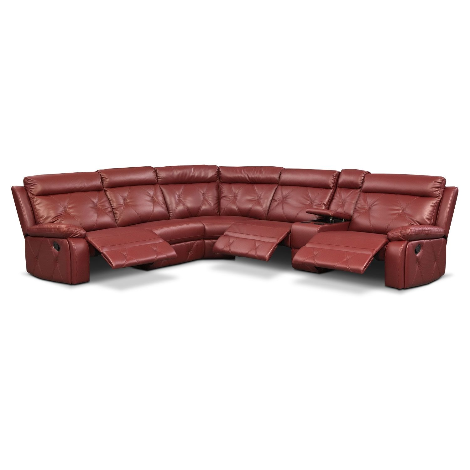 American Signature Furniture Com: Layers Of Heaven. The Regal Color Only Enhances The