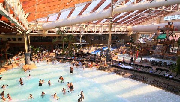 Camelback Lodge Aquatopia Indoor Waterpark Will Open In Spring Of 2015 Mycamelback Wilderness At The Smokies Resort Water Park Indoor Waterpark