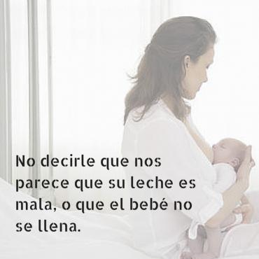 Lo podemos hacer por una mujer que amamanta | Blog de BabyCenter