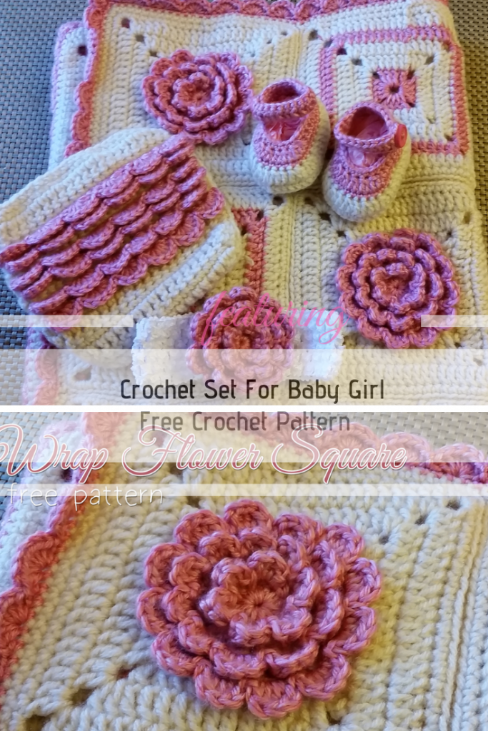 Photo of The Most Adorable Crochet Set For Baby Girl With Free Crochet Patterns – Knit And Crochet Daily