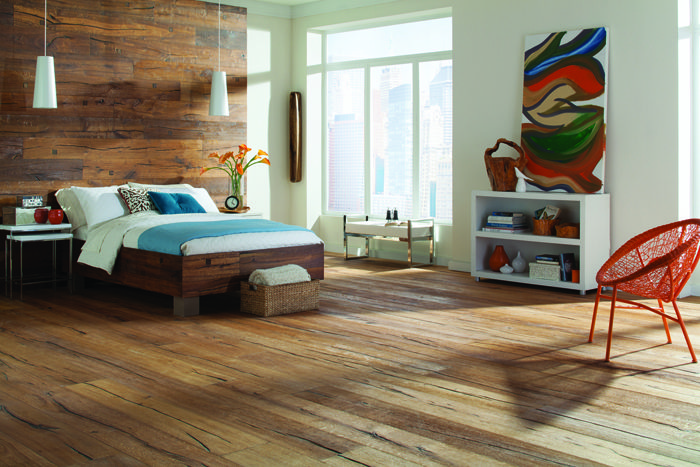 The Best New Hardwood Flooring for your Mountain Home