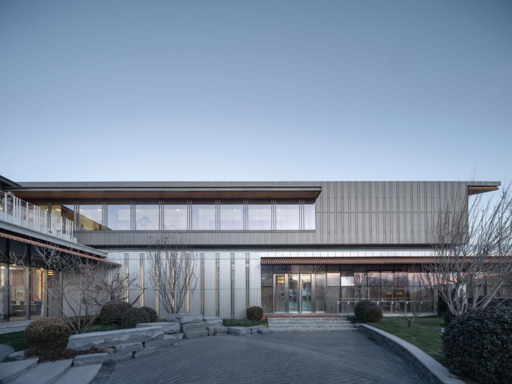 Vanke Beijing Upward Iconic World In 2020 Architecture House Styles Oriental Design