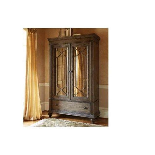 Legacy Classic Furniture 5500-2502 Renaissance Armoire Top