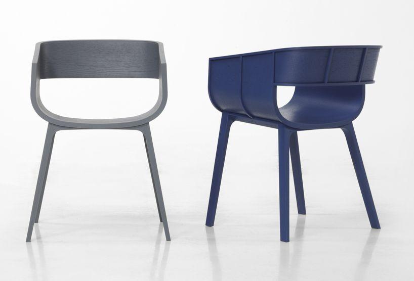 Benjamin Hubert Maritime For Casamania Furniture Chair