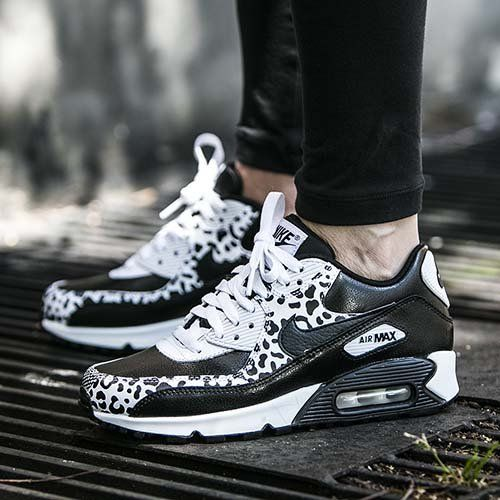 Buty Nike Air Max 90 Premium Leather (GS) (724871 001