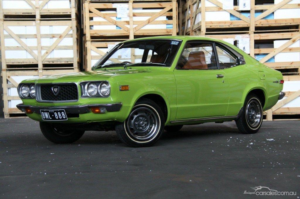 1972 MAZDA RX-3 S102A SUPER DELUXE original 2 owner unmodified ...