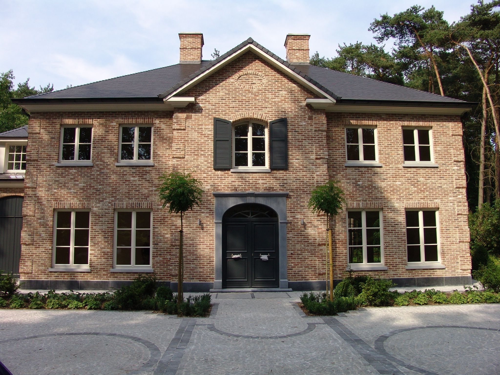 Realisaties Architect luxe woningen Architectenbureau Gruwez Oudenaarde Gent