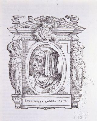 Luca della Robbia (Firenze, 1399/1400 circa – Firenze, 1482)