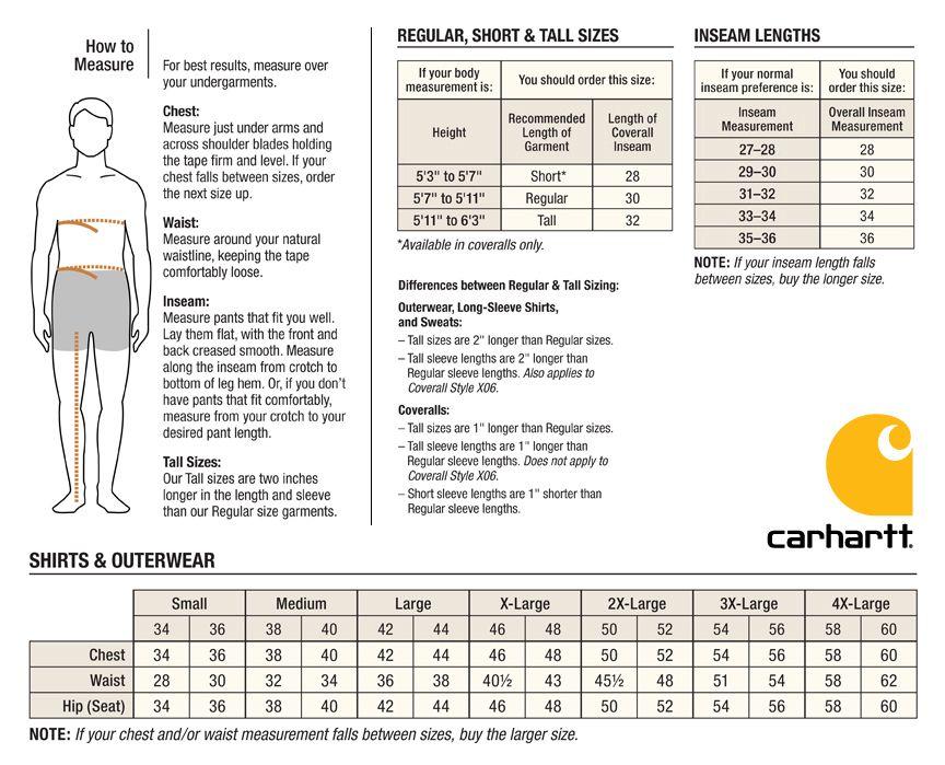 Cabelas Sizing Charts Carhartt Men S Polo Shirt Women Online Fashion Stores Carhartt T Shirt