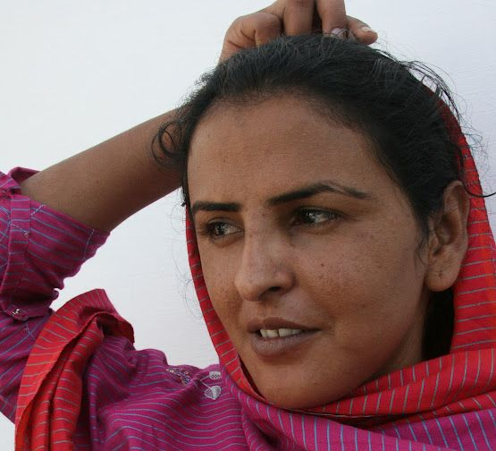 Mukhtar Mai is a Pakistani woman who, after being gang-raped, was expected to commit suicide. Instead, she prosecuted her attackers and used compensation money to start schools, a women's shelter and an organization to support women from around Pakistan. We have a chapter about her story in Half the Sky. || One of my role models.