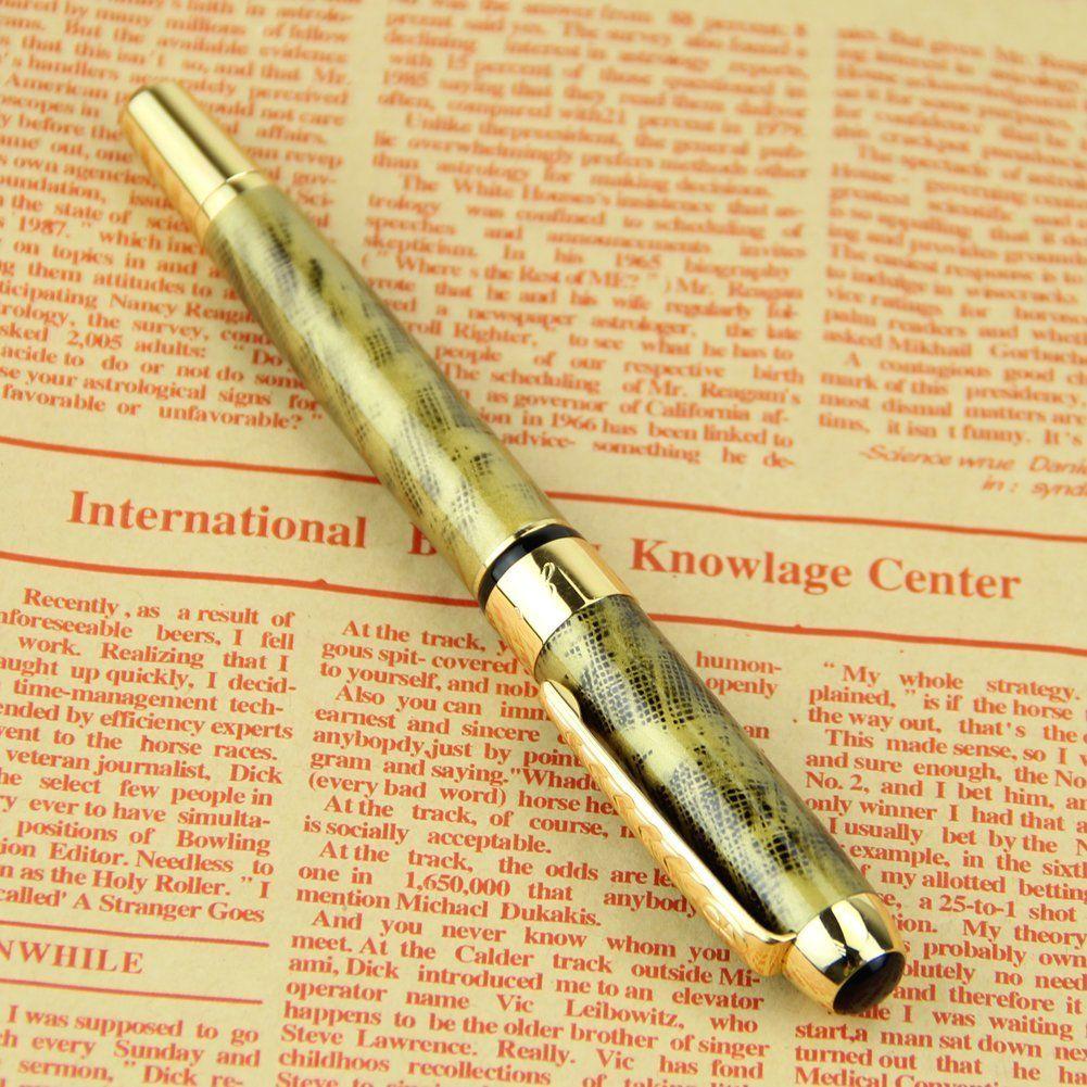 Monteverde Impressa Fountain Pen, Silver/Blue