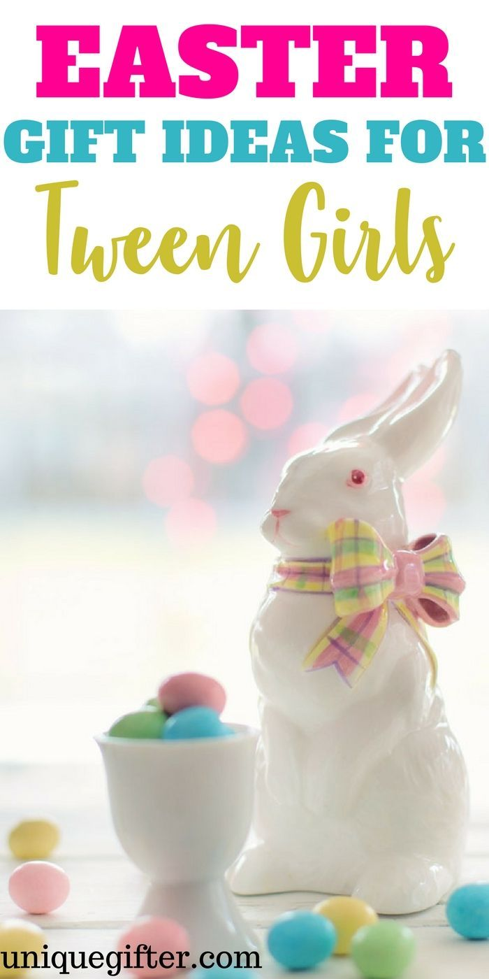 Easter gift ideas for tween girls teen gift baskets and tween easter gift ideas for tween girls 12 year old girl gifts for easter creative easter basket fillers 5th grade gifts 6th grade gifts easter bunny negle Image collections