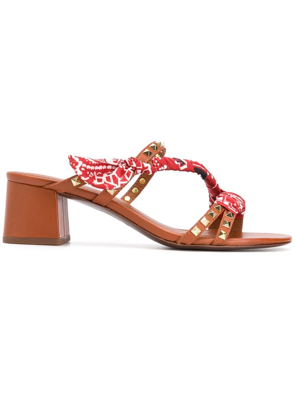 ec83149ec Ash Papaya sandals - Brown in 2019 | Products | Sandals, Brown ...