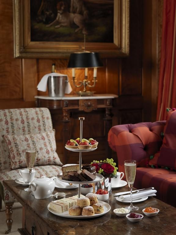 The Covent Garden Hotel London Uk Booking Com Tea Time Food