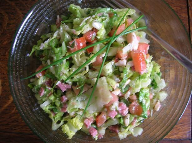 California Pizza Kitchen Chopped Salad on Food This is one of