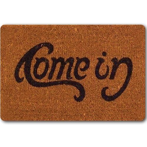 Welcome Floor Mats Indoor Door Kitchen Carpets Rug Funny Words for Living Room