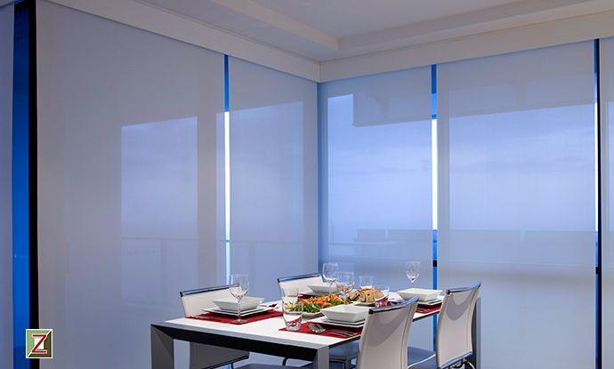 cortina rol tela solar