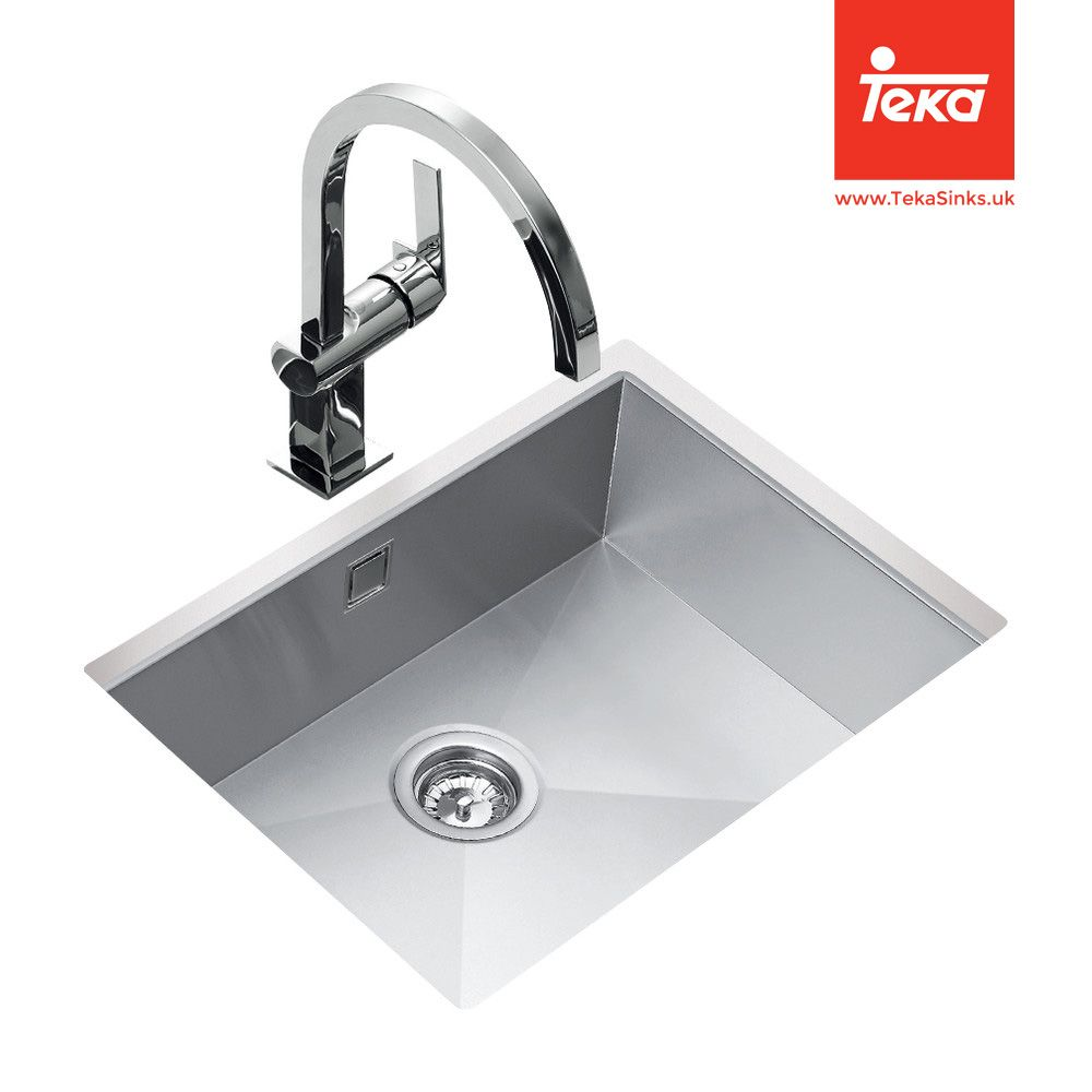 Ctk2042 Linea 550 400 Undermount Single Bowl Find Out More About