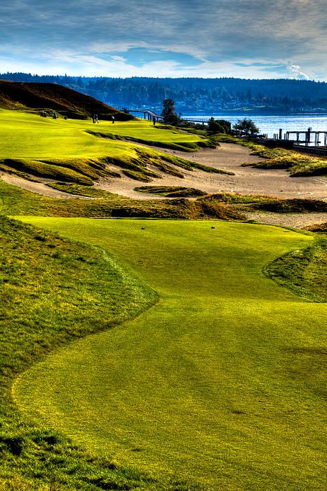 17++ Chambers bay golf course review ideas