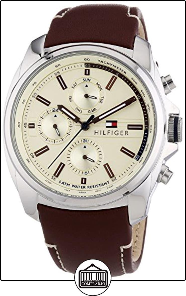 1f82c248ddad Tommy Hilfiger Watches PRESTON - Reloj Analógico de Cuarzo para ...