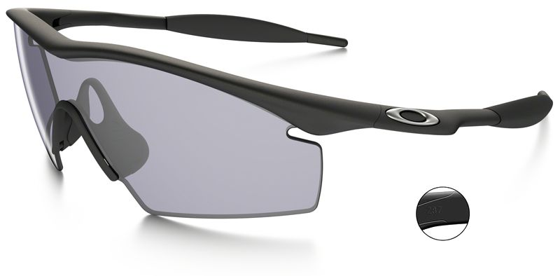 Oakley Industrial M Frame Safety Glasses with Grey Lens | Safety ...