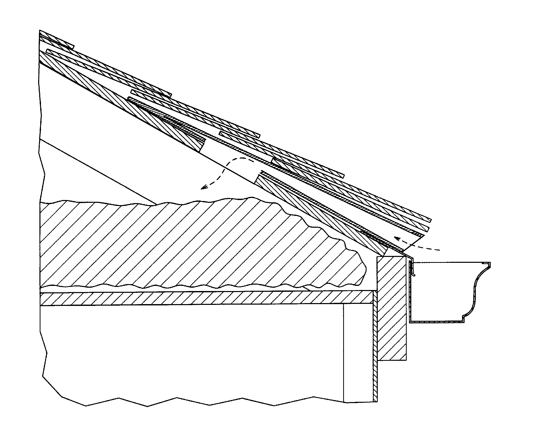 The Edge Vent Attic Ventilation Ventilation Attic