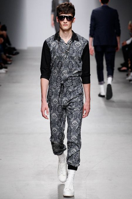 Miharayasuhiro | Spring 2015 Menswear Collection | Style.com