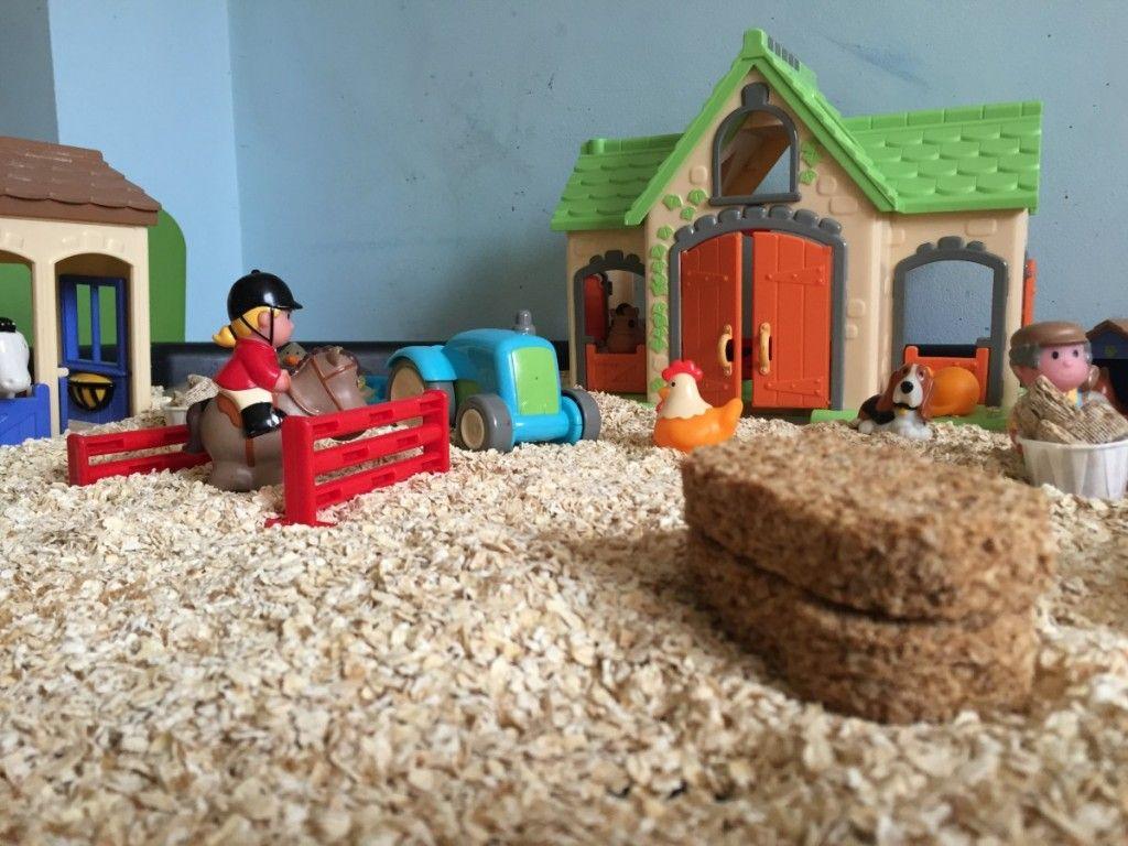 Small World Play The Farm