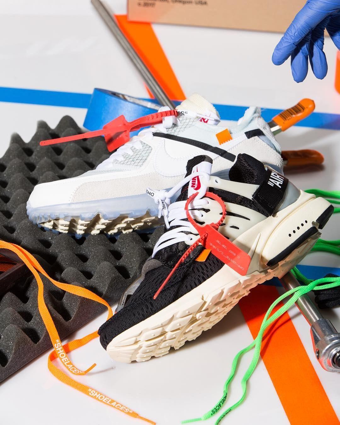 Grailify Sneaker Release Kalender | Nike schuhe, Off white