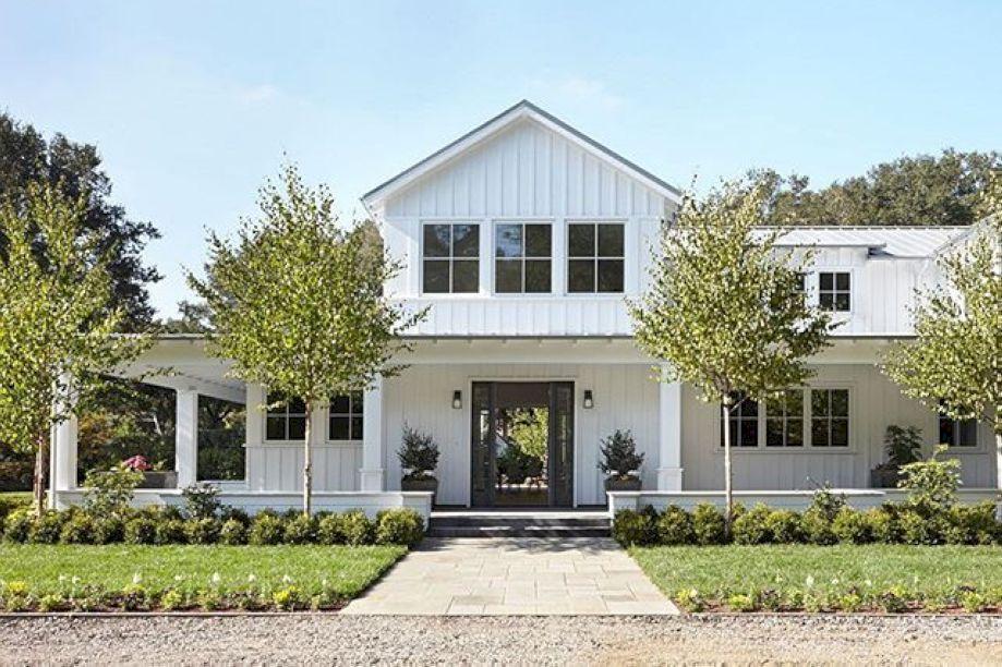 Modern Farmhouse Exterior Design Ideas 51 Modern Farmhouse Exterior Farmhouse Architecture Farmhouse Exterior