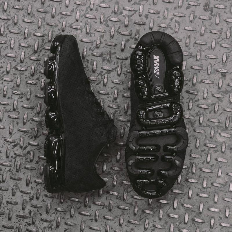 dae6c5bae5f7c NikeLab VaporMax LTR -Triple Black (AJ8287-001) USD 225 HKD 1760 New ...
