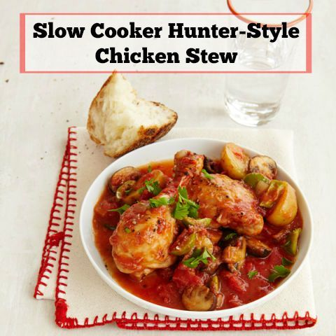 Also known as chicken cacciatore, this richly flavored recipe is deceptively simple and all the work is done ahead of time, making it perfect for a weeknight meal or dinner with company.  Get the recipe.   - WomansDay.com