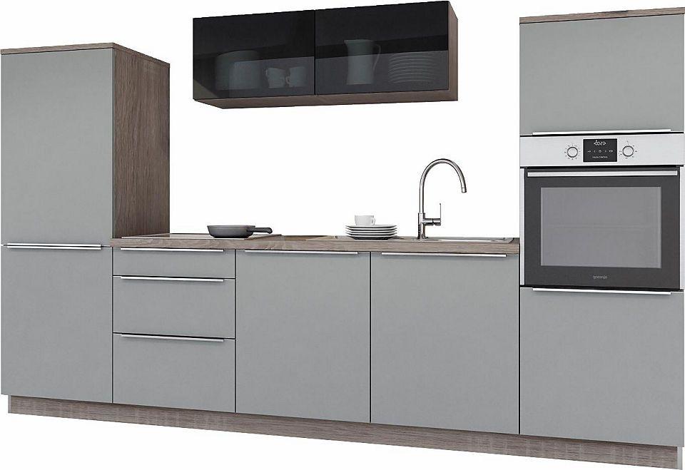 set one by Musterring Küchenzeile »Pisa« ohne EGeräte