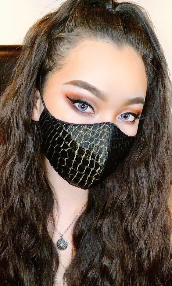 2020 Fashion Face Mask Designer Face Masks Adult