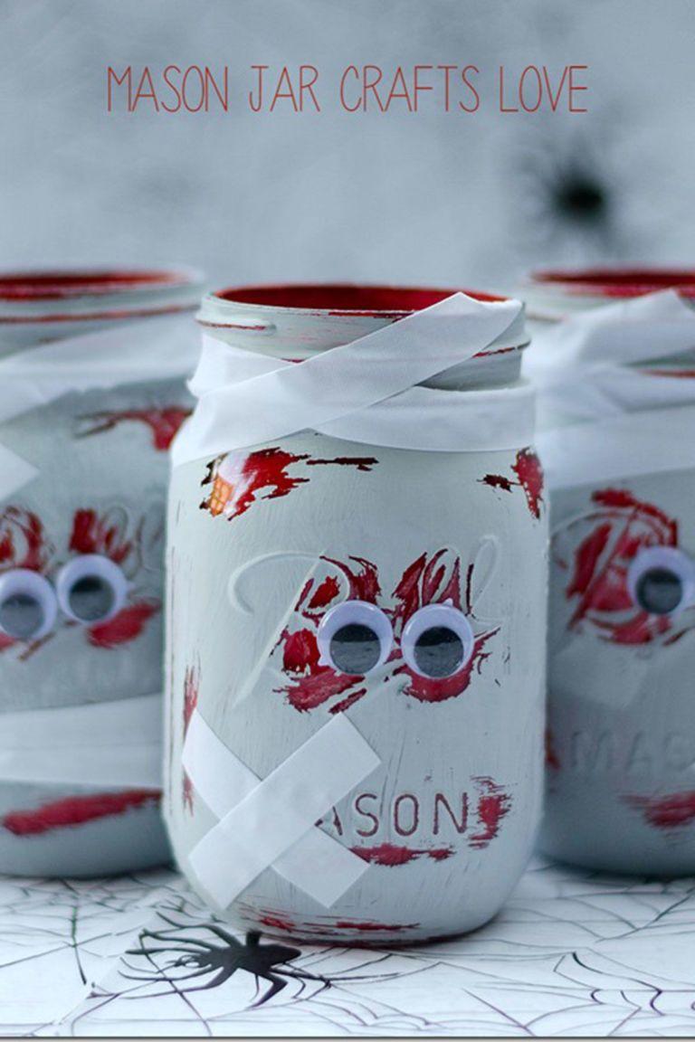 Best Ideas Ever Mason Jars Pinterest Mason Jar Art Jar - Best diy mason jar halloween crafts ideas