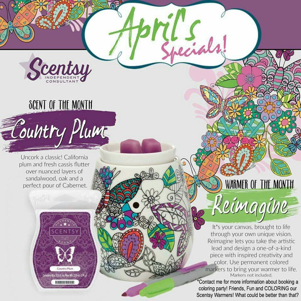 Memorablearomas.scentsy.us