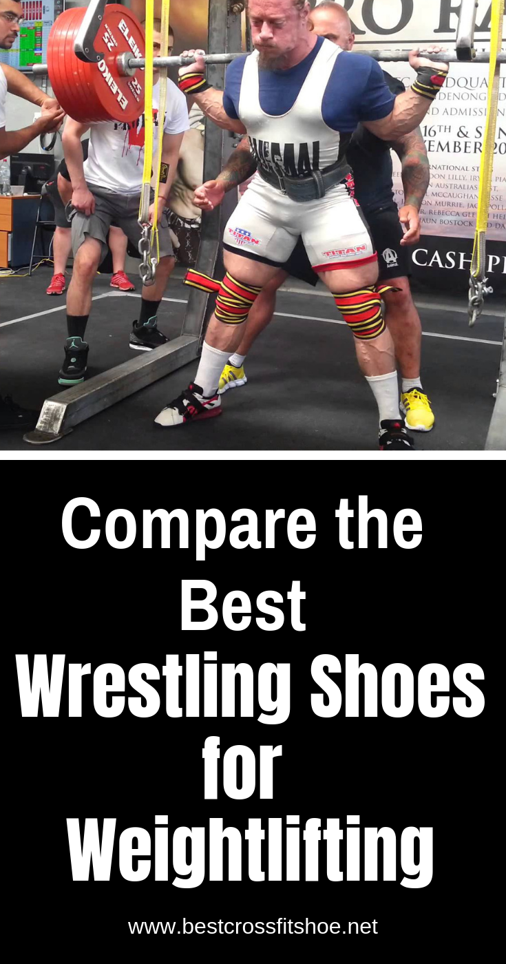 best wrestling shoes for lifting