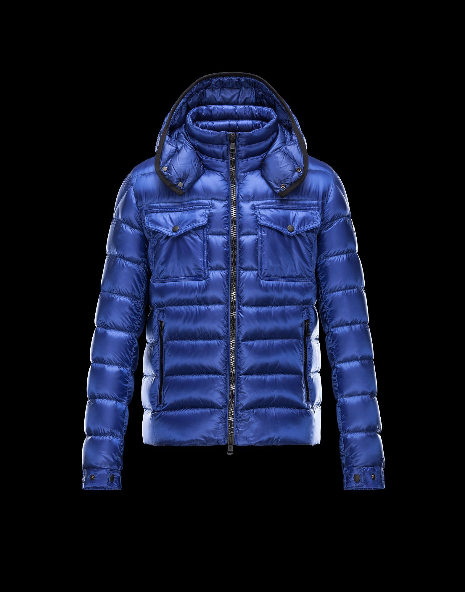 EDWARD in Outerwear for Men | Moncler. Mens Down JacketMen's ...