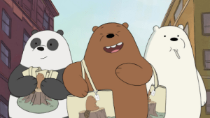 خلفيات الدببه الثلاثة 2020 افضل رمزيات وصور كرتونية جميلة وكيوت للأطفال والكبار We Bare Bears We Bare Bears Wallpapers Bare Bears