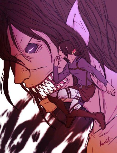 Ymir / titan form …   Attack on titan   Pinterest   Ymir, Anime ...