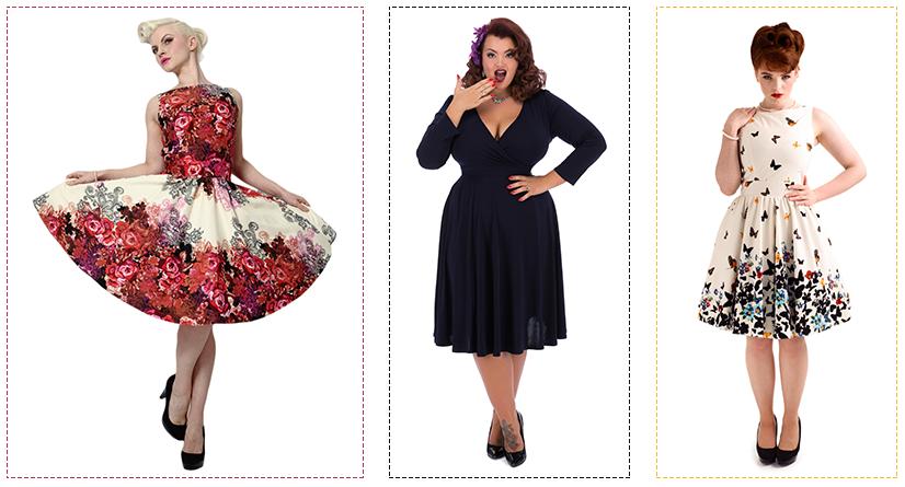 Ladies Vintage Dress 11