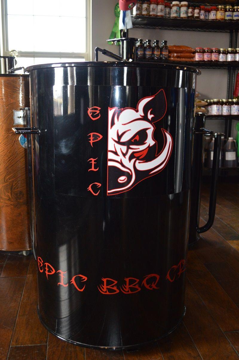 Gateway drum smokers icp drum