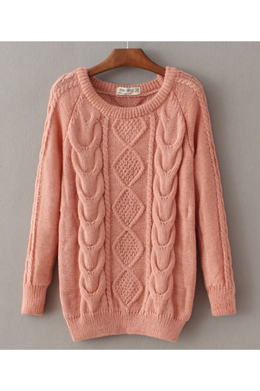 751e7a2850 Classic Cable Knit Sweater in 2019