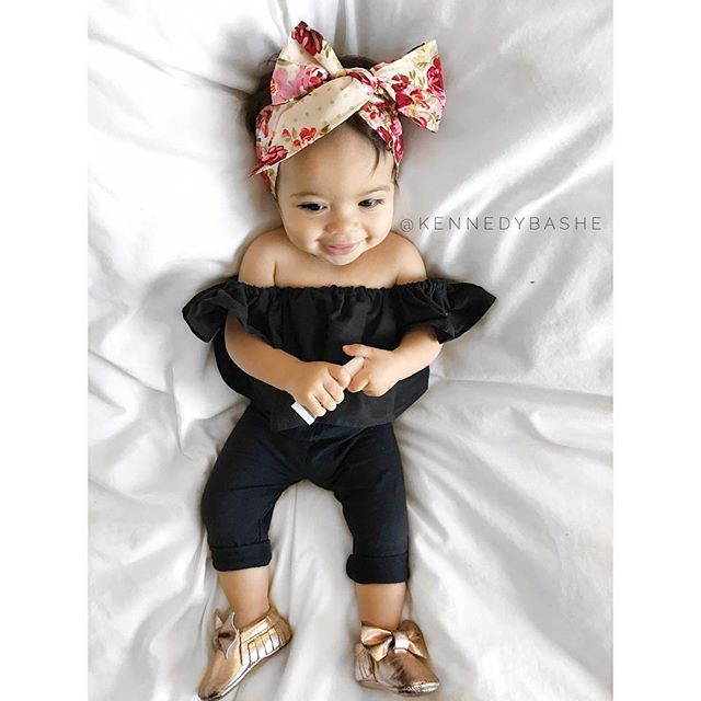 Headwrap Hellomissgorgeous Top Kidkidstyle Baby Girl