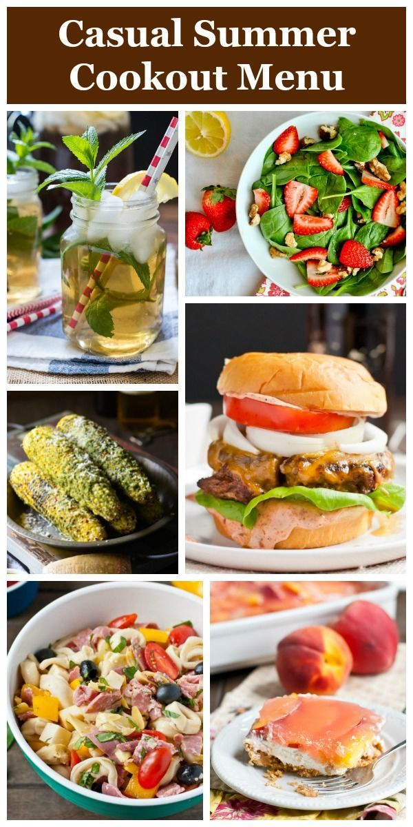 Summer Dinner Party Menu Ideas Part - 15: Summer Dinner Party Menus